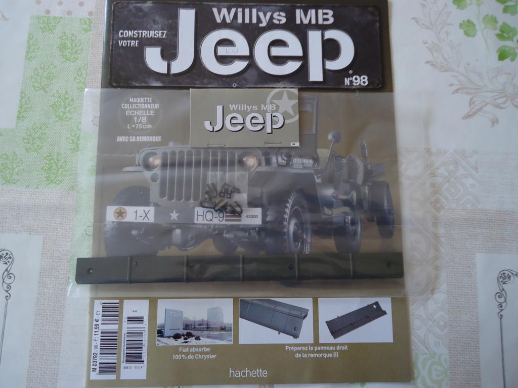 Jeep Willys - 1/8ème - Ed. Hachette - Construction par Glénans (Partie 2) - Page 2 Dsc00922