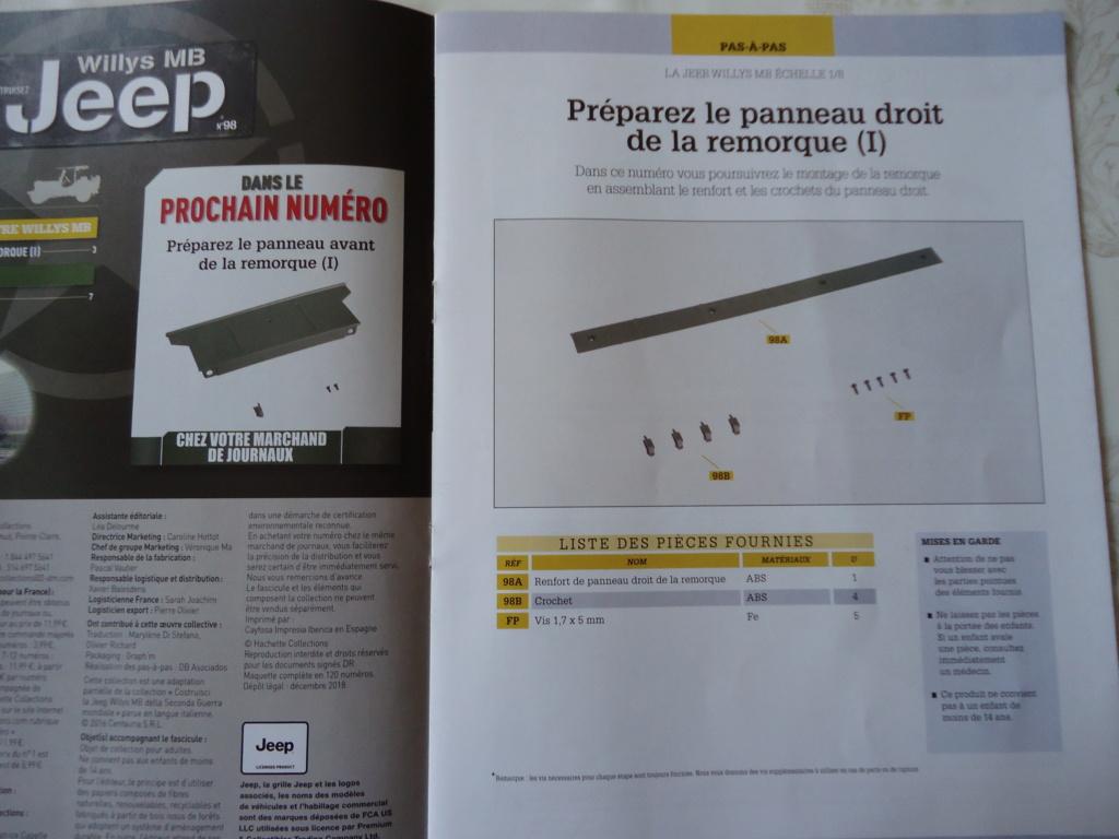 Jeep Willys - 1/8ème - Ed. Hachette - Construction par Glénans (Partie 2) - Page 2 Dsc00923