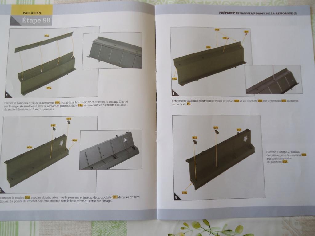 Jeep Willys - 1/8ème - Ed. Hachette - Construction par Glénans (Partie 2) - Page 2 Dsc00924