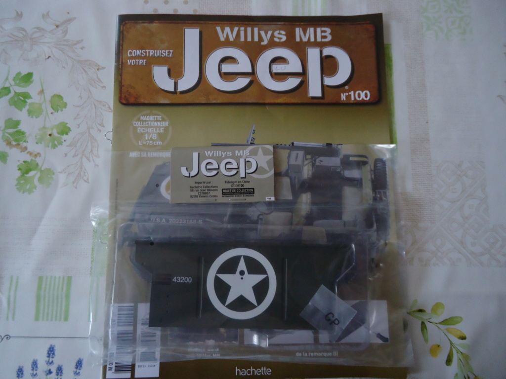 Jeep Willys - 1/8ème - Ed. Hachette - Construction par Glénans (Partie 2) - Page 3 Dsc00947