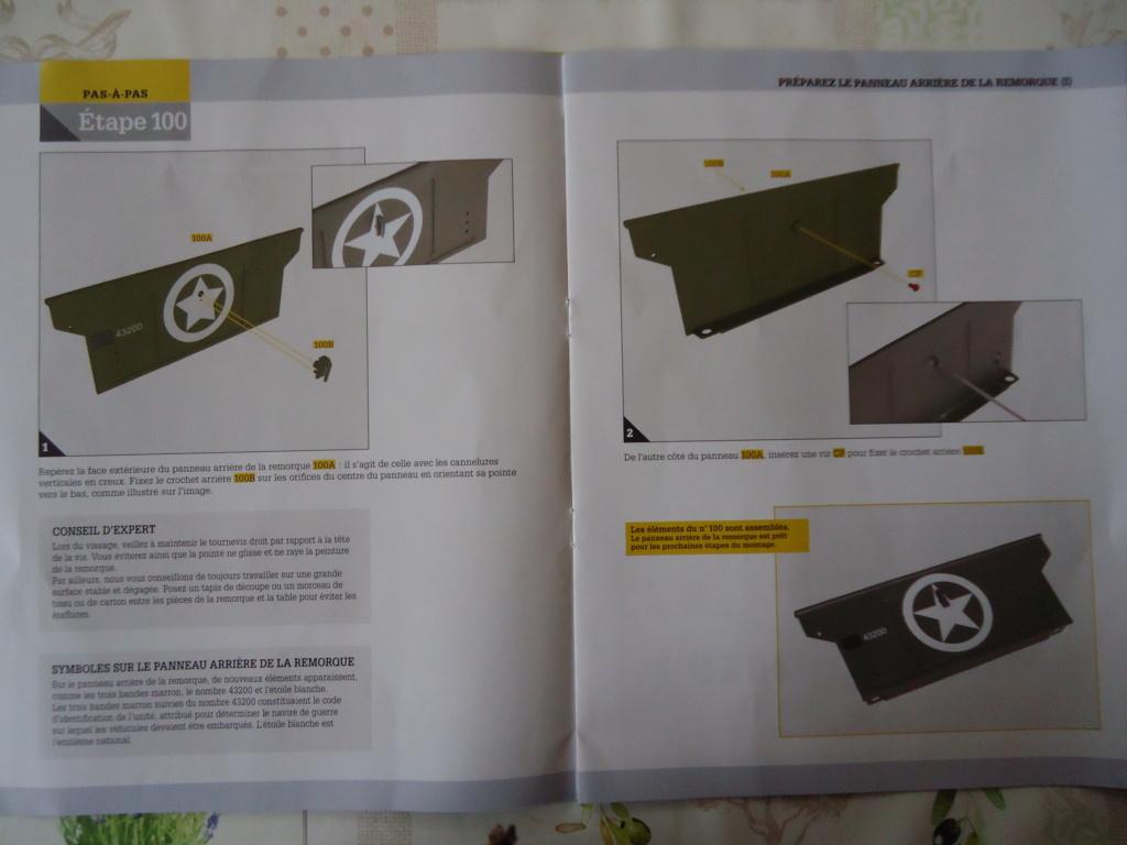 Jeep Willys - 1/8ème - Ed. Hachette - Construction par Glénans (Partie 2) - Page 3 Dsc00949