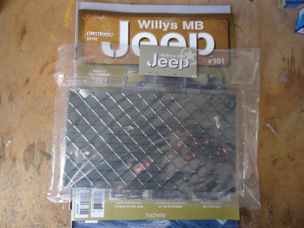 Jeep Willys - 1/8ème - Ed. Hachette - Construction par Glénans (Partie 2) - Page 3 Dsc00955