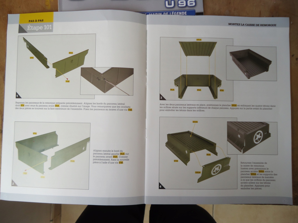 Jeep Willys - 1/8ème - Ed. Hachette - Construction par Glénans (Partie 2) - Page 3 Dsc00957