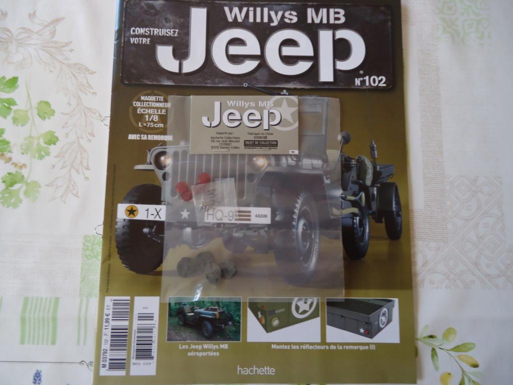 Jeep Willys - 1/8ème - Ed. Hachette - Construction par Glénans (Partie 2) - Page 4 Dsc00963