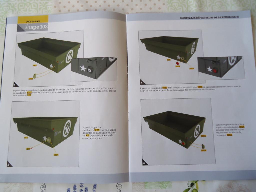 Jeep Willys - 1/8ème - Ed. Hachette - Construction par Glénans (Partie 2) - Page 4 Dsc00965
