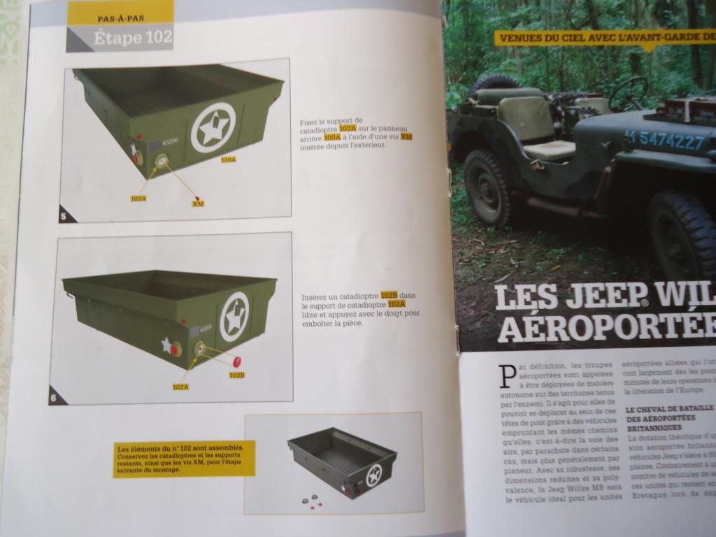 Jeep Willys - 1/8ème - Ed. Hachette - Construction par Glénans (Partie 2) - Page 4 Dsc00966