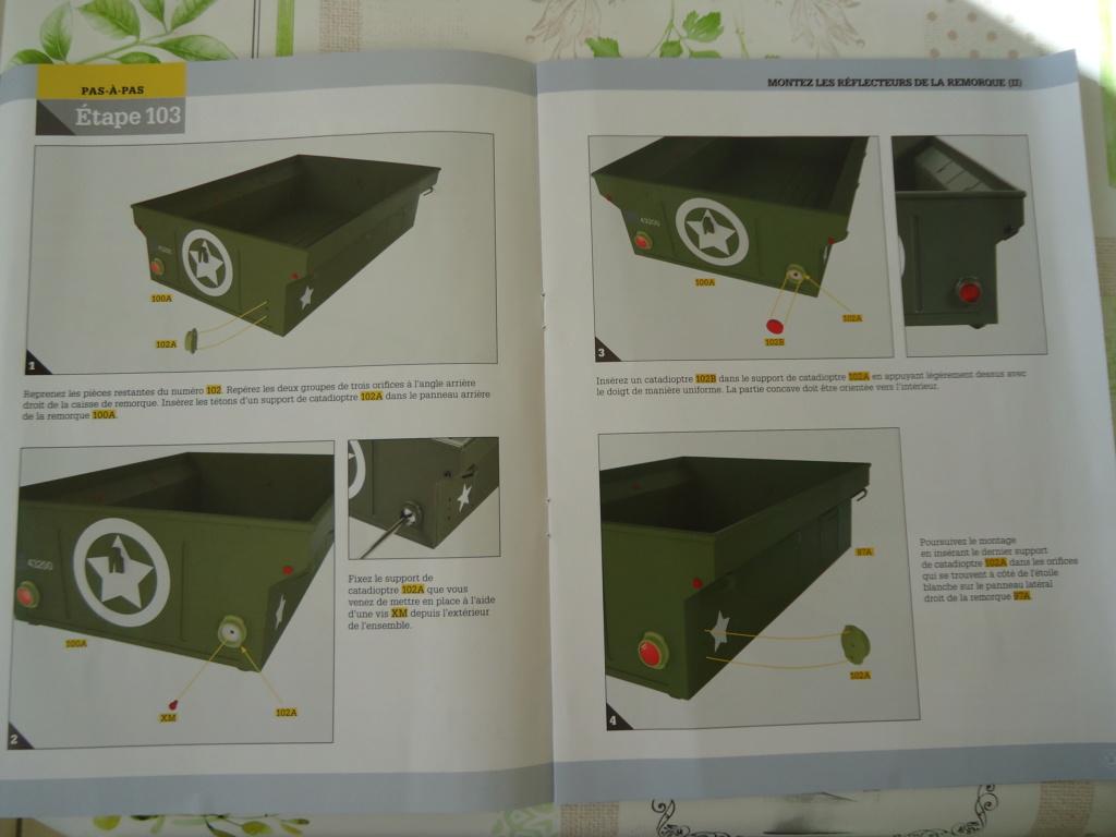 Jeep Willys - 1/8ème - Ed. Hachette - Construction par Glénans (Partie 2) - Page 4 Dsc00973