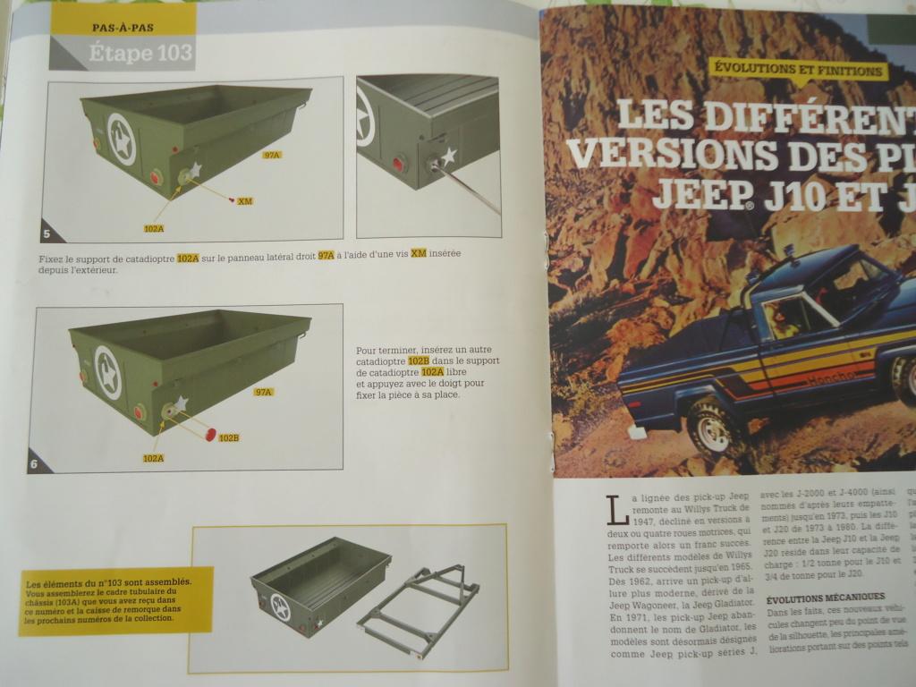 Jeep Willys - 1/8ème - Ed. Hachette - Construction par Glénans (Partie 2) - Page 4 Dsc00974