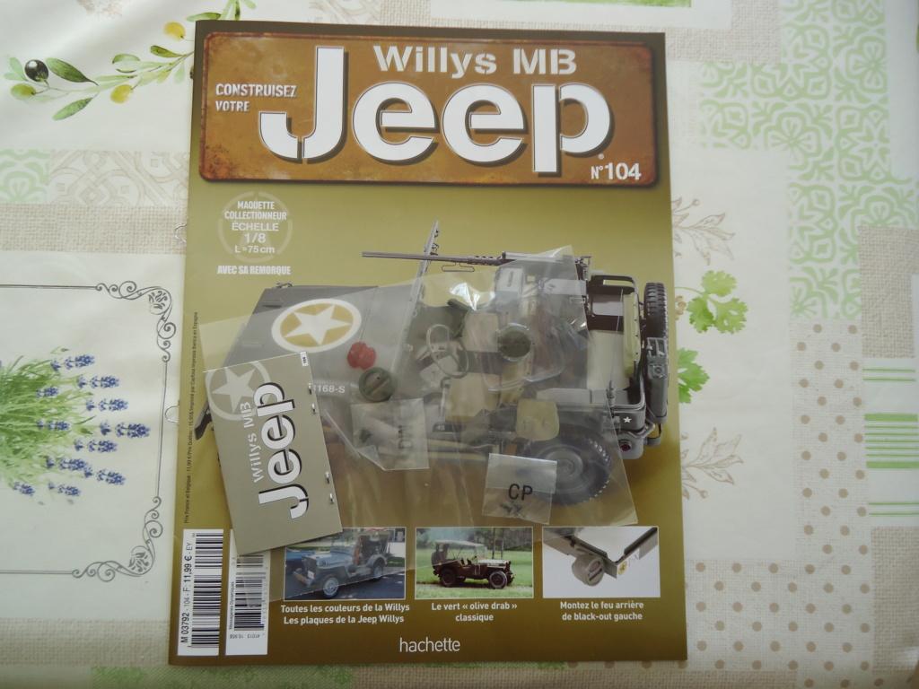 Jeep Willys - 1/8ème - Ed. Hachette - Construction par Glénans (Partie 2) - Page 5 Dsc00975