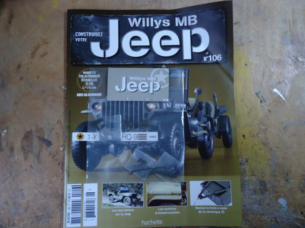 Jeep Willys - 1/8ème - Ed. Hachette - Construction par Glénans (Partie 2) - Page 6 Dsc01033