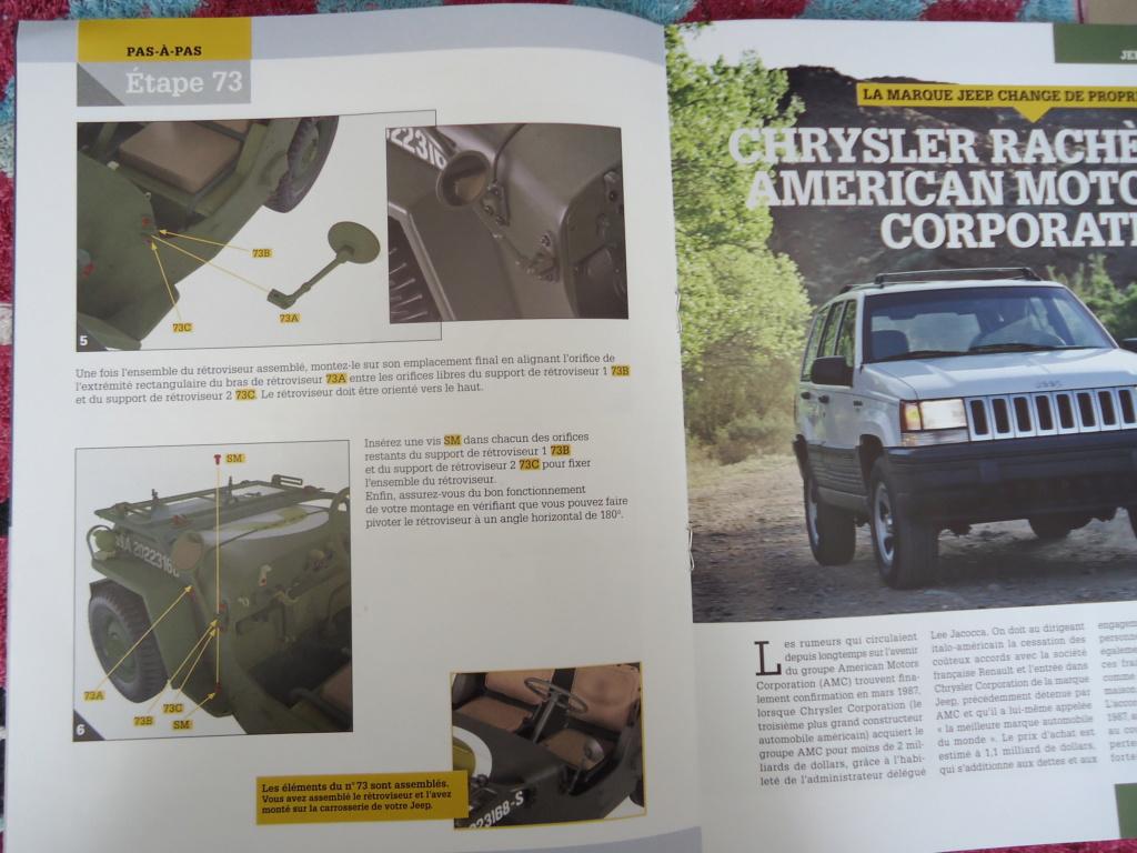 Jeep Willys MB au 1/8ème. Collection Hachette.Par Dan le Cévenol - Page 6 Dsc01102