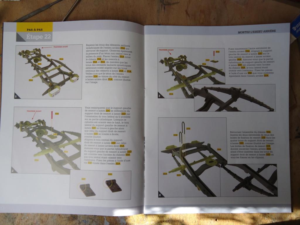 Jeep Willys MB au 1/8ème. Collection Hachette.Par Dan le Cévenol - Page 3 Dsc01159