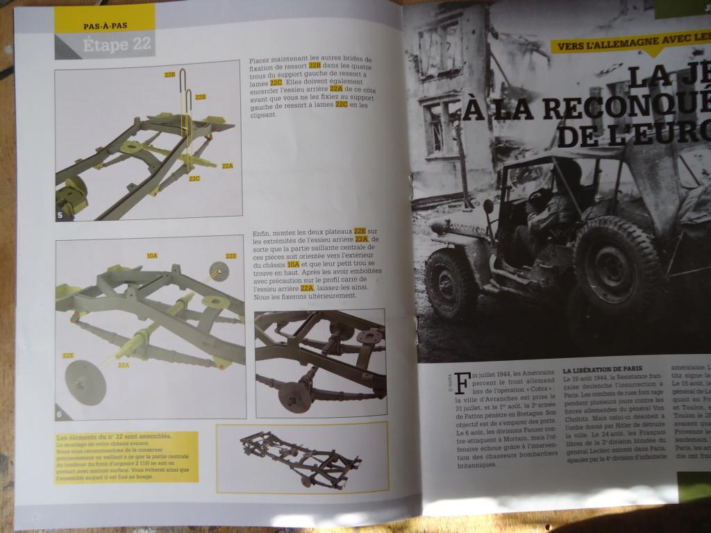 Jeep Willys MB au 1/8ème. Collection Hachette.Par Dan le Cévenol - Page 3 Dsc01160