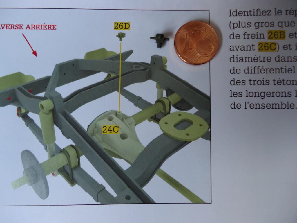 Jeep Willys MB au 1/8ème. Collection Hachette.Par Dan le Cévenol - Page 3 Dsc01238
