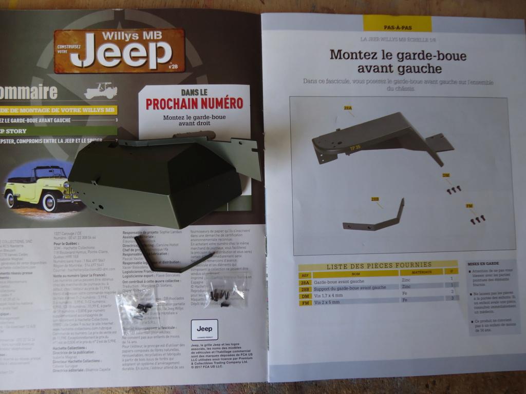 Jeep Willys MB au 1/8ème. Collection Hachette.Par Dan le Cévenol - Page 3 Dsc01243