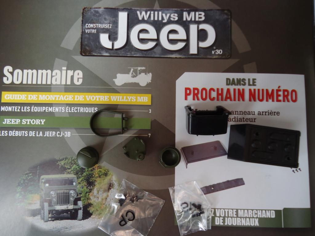 Jeep Willys MB au 1/8ème. Collection Hachette.Par Dan le Cévenol - Page 4 Dsc01250