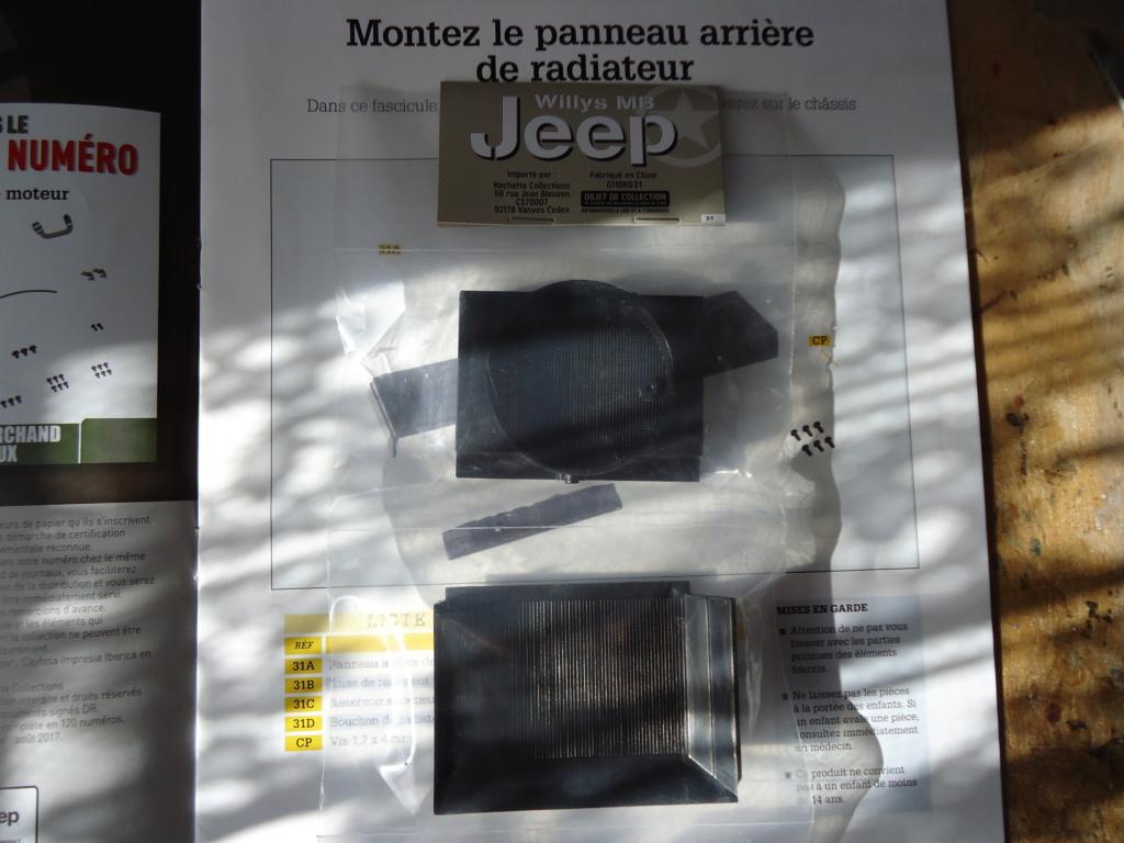 Jeep Willys MB au 1/8ème. Collection Hachette.Par Dan le Cévenol - Page 4 Dsc01254