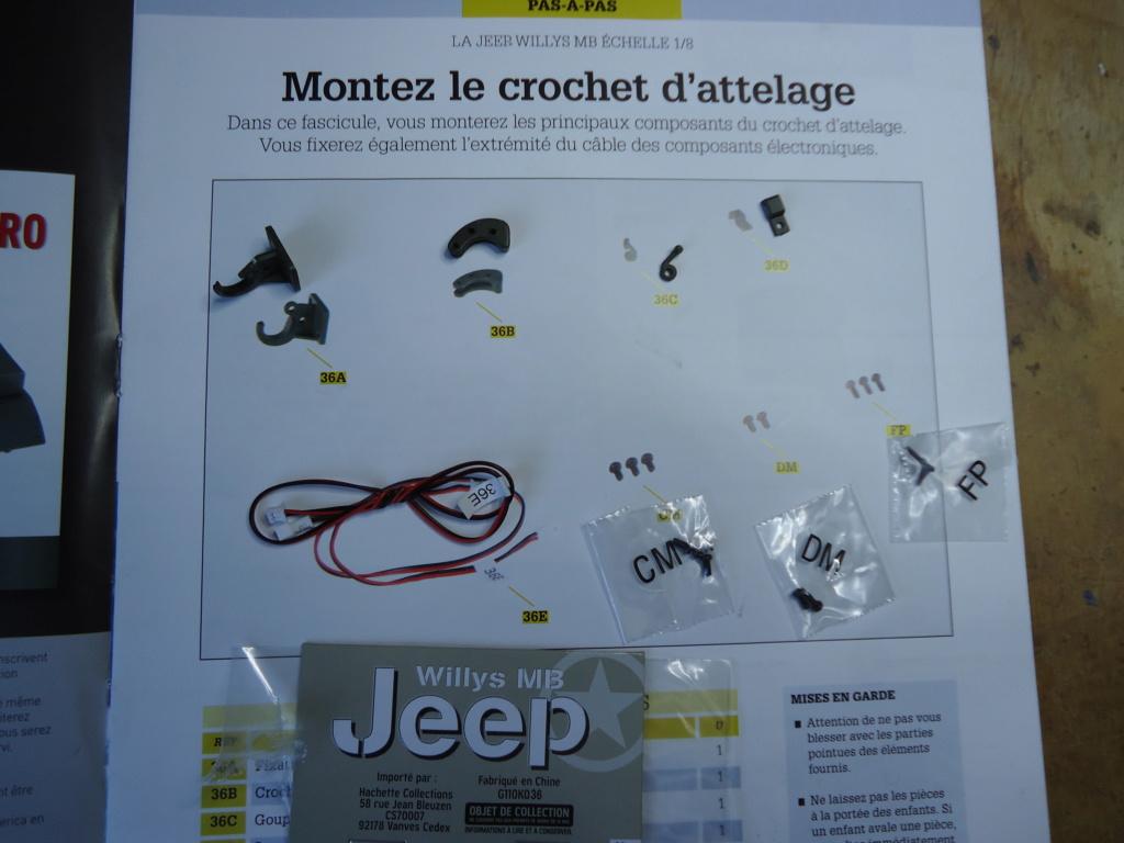 Jeep Willys MB au 1/8ème. Collection Hachette.Par Dan le Cévenol - Page 4 Dsc01266