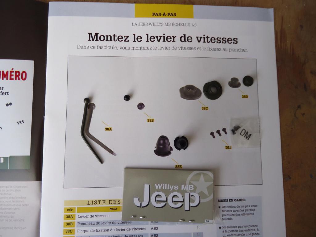 Jeep Willys MB au 1/8ème. Collection Hachette.Par Dan le Cévenol - Page 4 Dsc01273