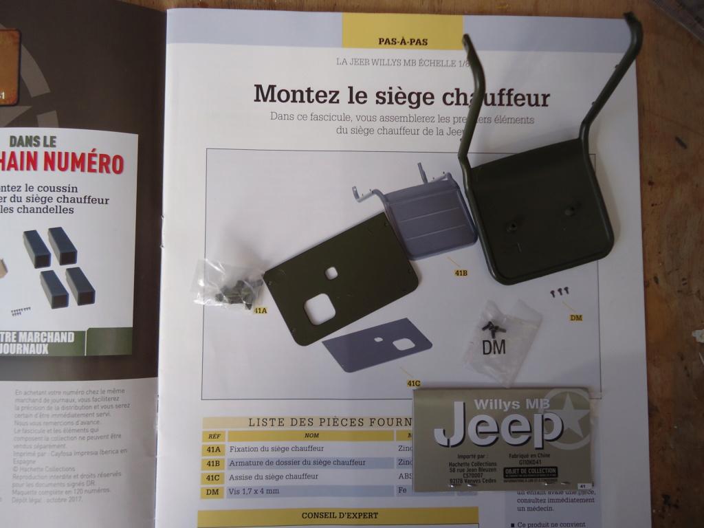 Jeep Willys MB au 1/8ème. Collection Hachette.Par Dan le Cévenol - Page 4 Dsc01279