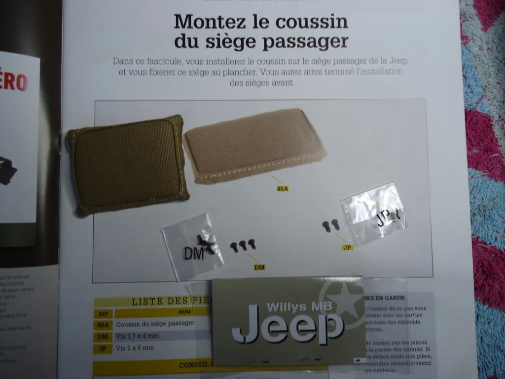 Jeep Willys MB au 1/8ème. Collection Hachette.Par Dan le Cévenol - Page 4 Dsc01288