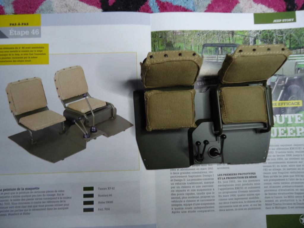 Jeep Willys MB au 1/8ème. Collection Hachette.Par Dan le Cévenol - Page 4 Dsc01289