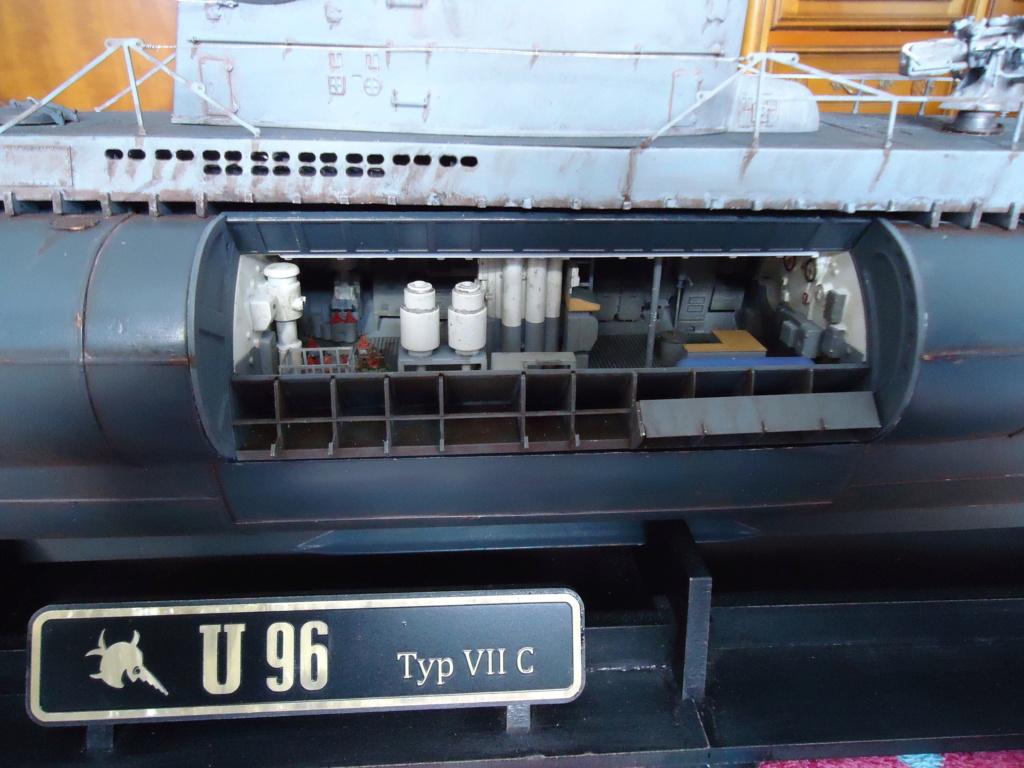 U boat U 96 un sous-marin - Page 3 Dsc01291