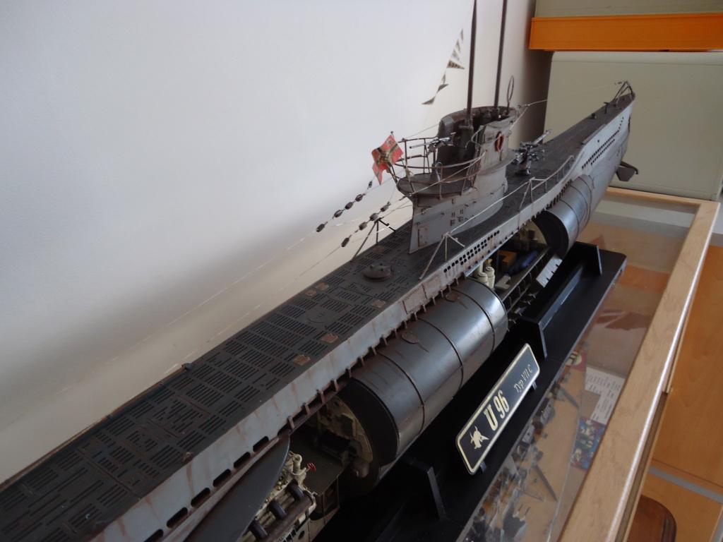 U boat U 96 un sous-marin - Page 3 Dsc01294
