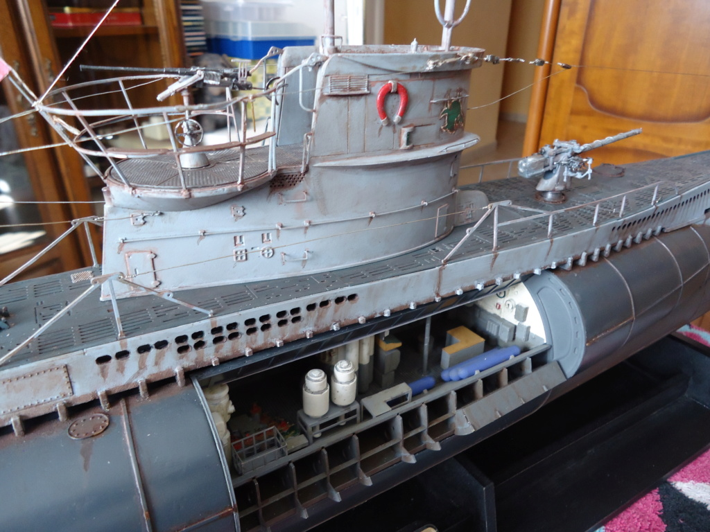 U boat U 96 un sous-marin - Page 3 Dsc01296