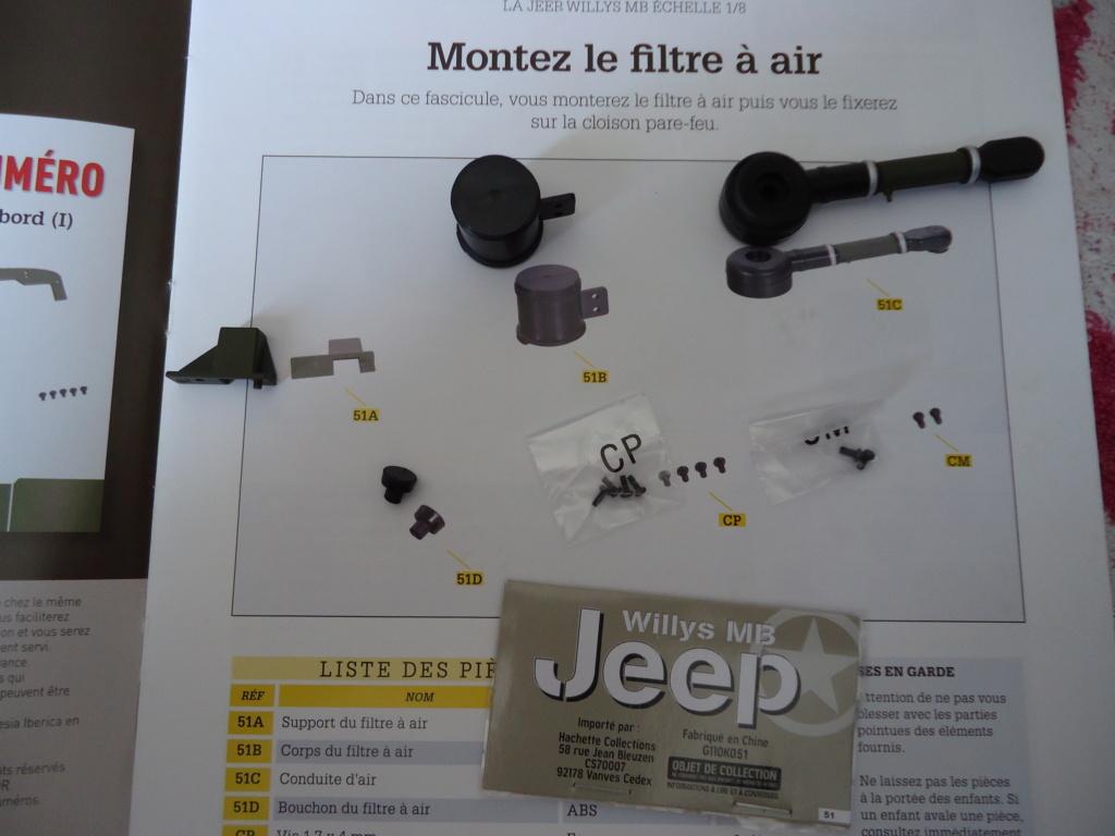 Jeep Willys MB au 1/8ème. Collection Hachette.Par Dan le Cévenol - Page 4 Dsc01323