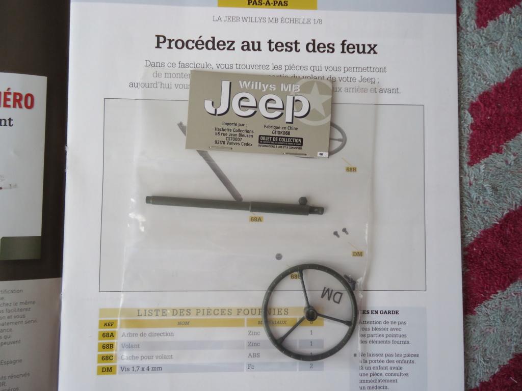 Jeep Willys MB au 1/8ème. Collection Hachette.Par Dan le Cévenol - Page 6 Dsc01378