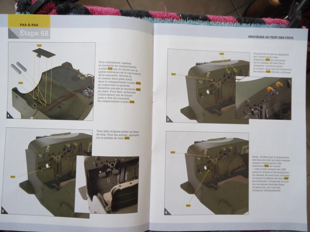 Jeep Willys MB au 1/8ème. Collection Hachette.Par Dan le Cévenol - Page 6 Dsc01379