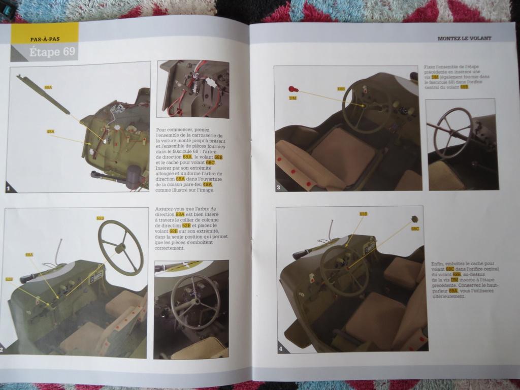 Jeep Willys MB au 1/8ème. Collection Hachette.Par Dan le Cévenol - Page 6 Dsc01382
