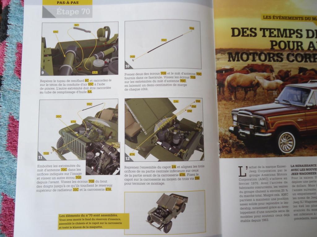 Jeep Willys MB au 1/8ème. Collection Hachette.Par Dan le Cévenol - Page 6 Dsc01384