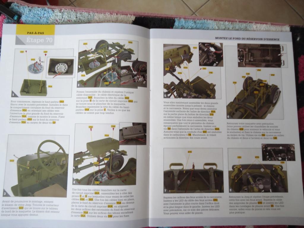 Jeep Willys MB au 1/8ème. Collection Hachette.Par Dan le Cévenol - Page 6 Dsc01385