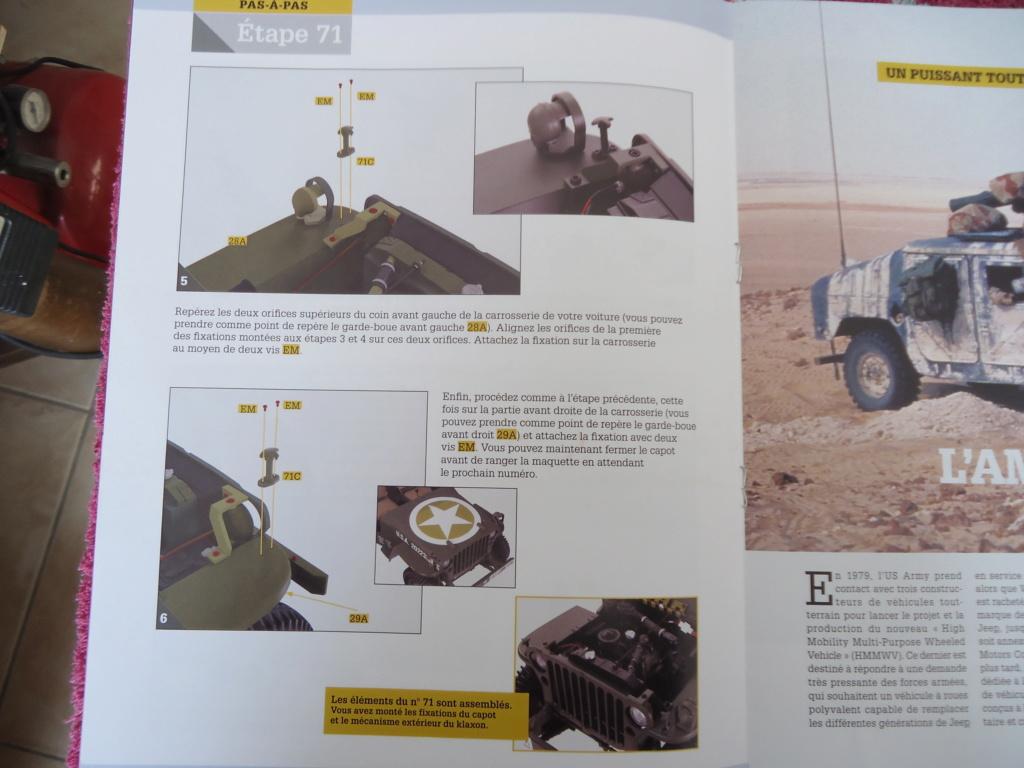 Jeep Willys MB au 1/8ème. Collection Hachette.Par Dan le Cévenol - Page 6 Dsc01391