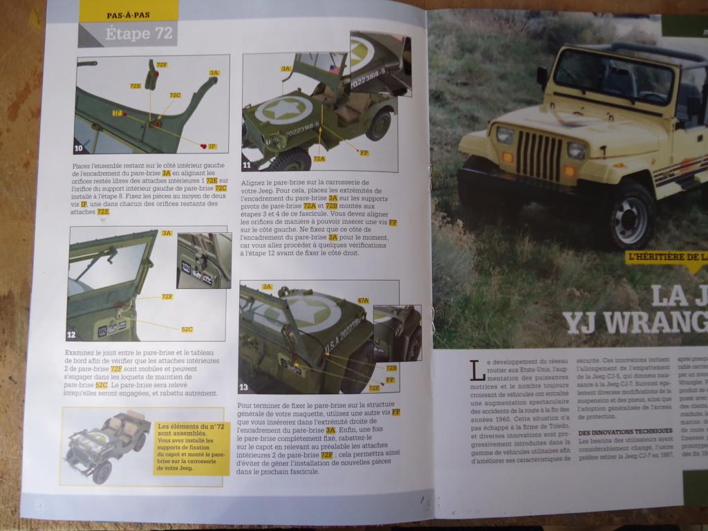 Jeep Willys MB au 1/8ème. Collection Hachette.Par Dan le Cévenol - Page 6 Dsc01396