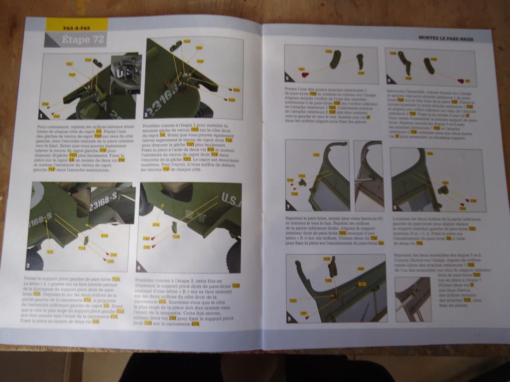 Jeep Willys MB au 1/8ème. Collection Hachette.Par Dan le Cévenol - Page 6 Dsc01397