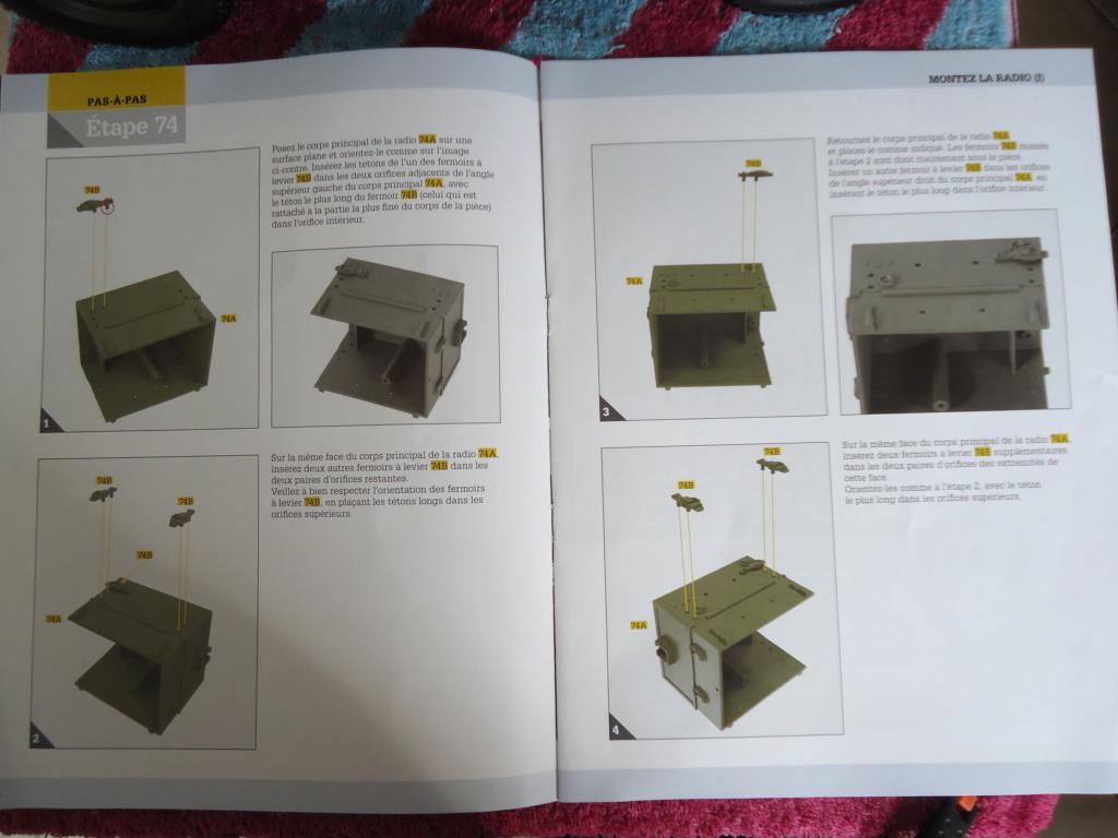 Jeep Willys MB au 1/8ème. Collection Hachette.Par Dan le Cévenol - Page 6 Dsc01411