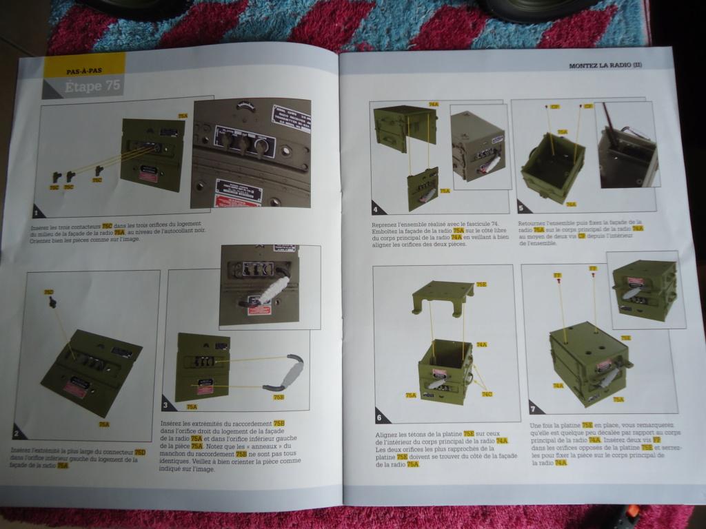 Jeep Willys MB au 1/8ème. Collection Hachette.Par Dan le Cévenol - Page 6 Dsc01415