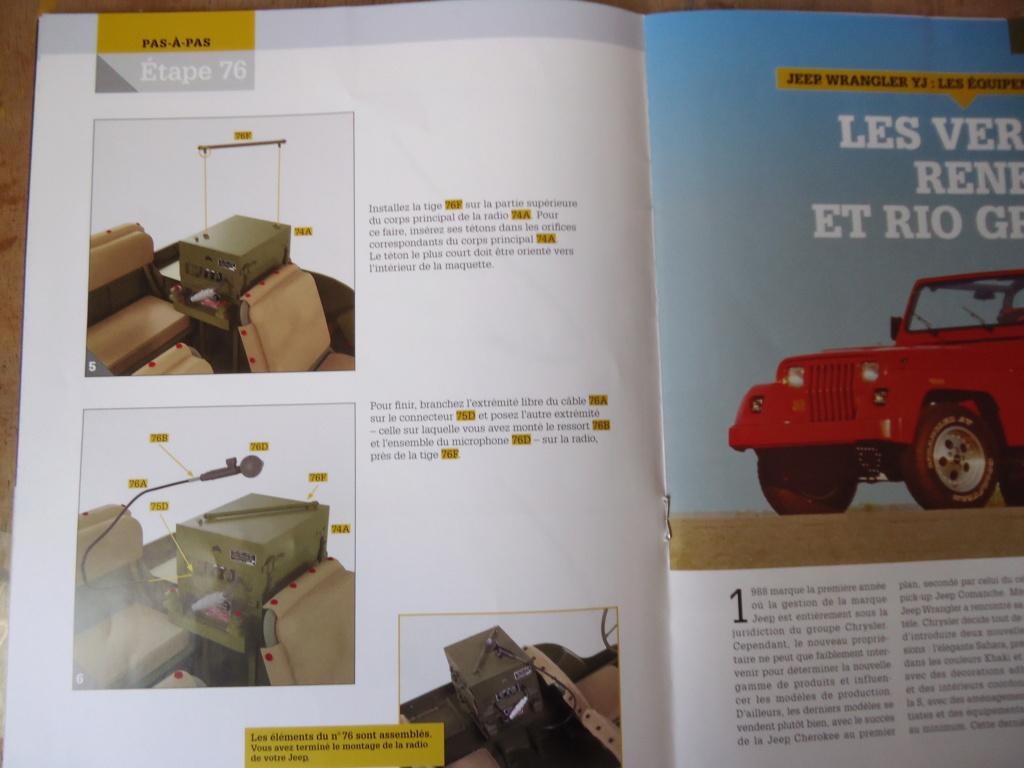 Jeep Willys MB au 1/8ème. Collection Hachette.Par Dan le Cévenol - Page 6 Dsc01419