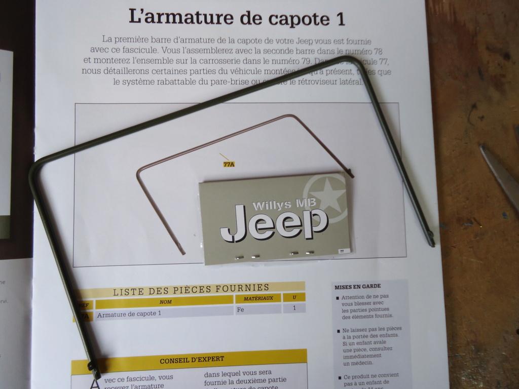 Jeep Willys MB au 1/8ème. Collection Hachette.Par Dan le Cévenol - Page 6 Dsc01421