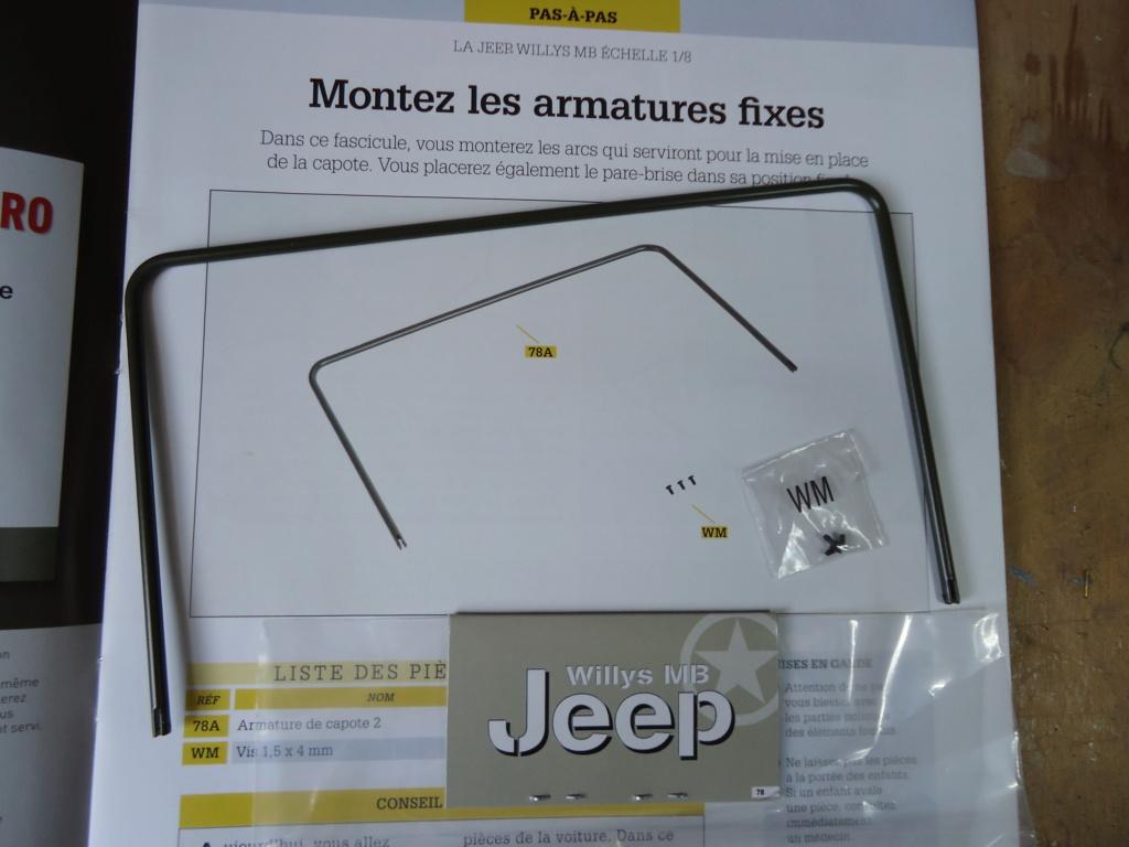 Jeep Willys MB au 1/8ème. Collection Hachette.Par Dan le Cévenol - Page 6 Dsc01423