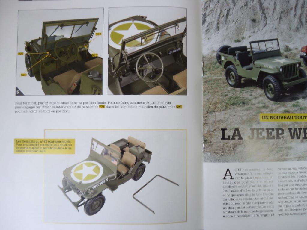 Jeep Willys MB au 1/8ème. Collection Hachette.Par Dan le Cévenol - Page 6 Dsc01424