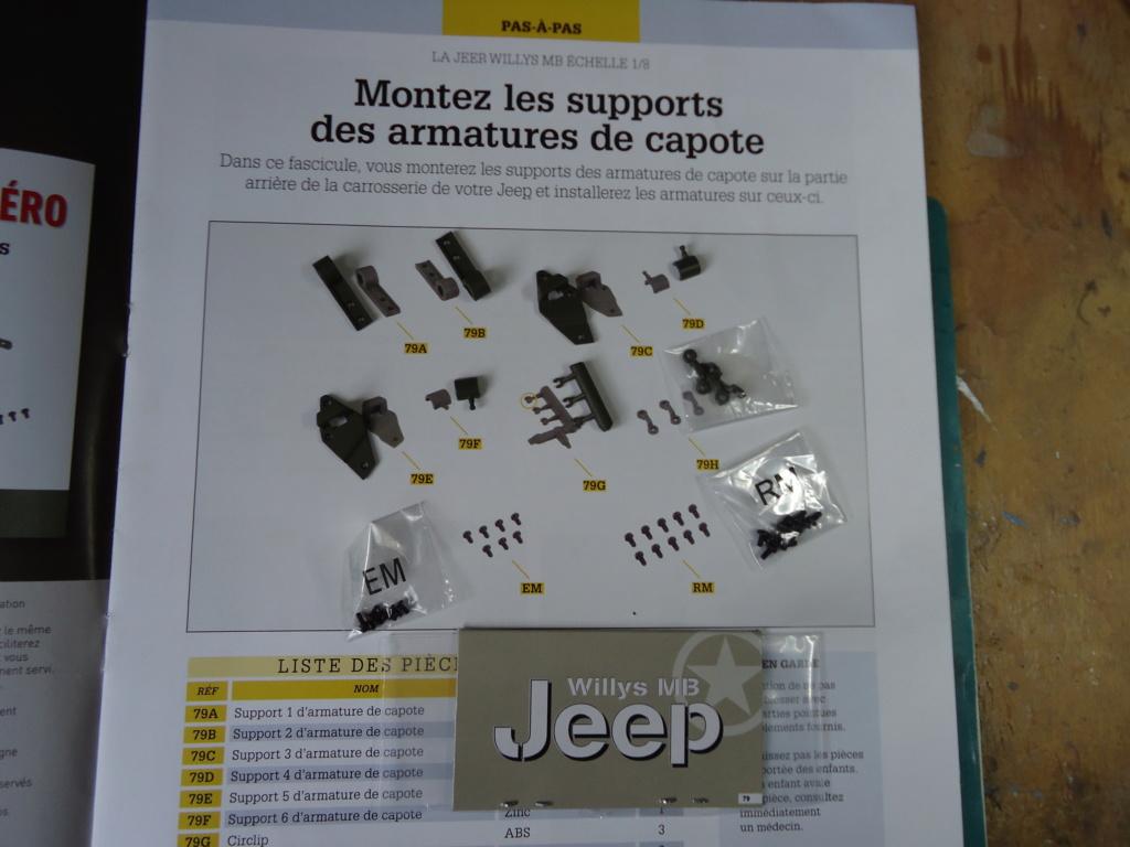 Jeep Willys MB au 1/8ème. Collection Hachette.Par Dan le Cévenol - Page 6 Dsc01426