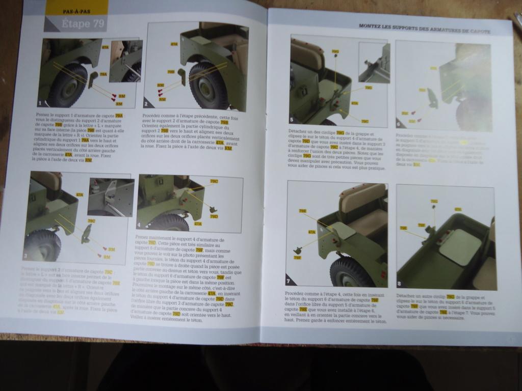 Jeep Willys MB au 1/8ème. Collection Hachette.Par Dan le Cévenol - Page 6 Dsc01427