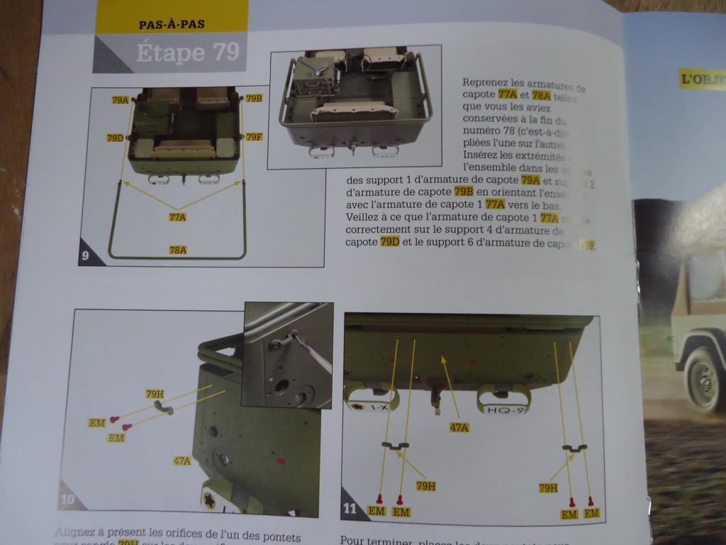 Jeep Willys MB au 1/8ème. Collection Hachette.Par Dan le Cévenol - Page 6 Dsc01428