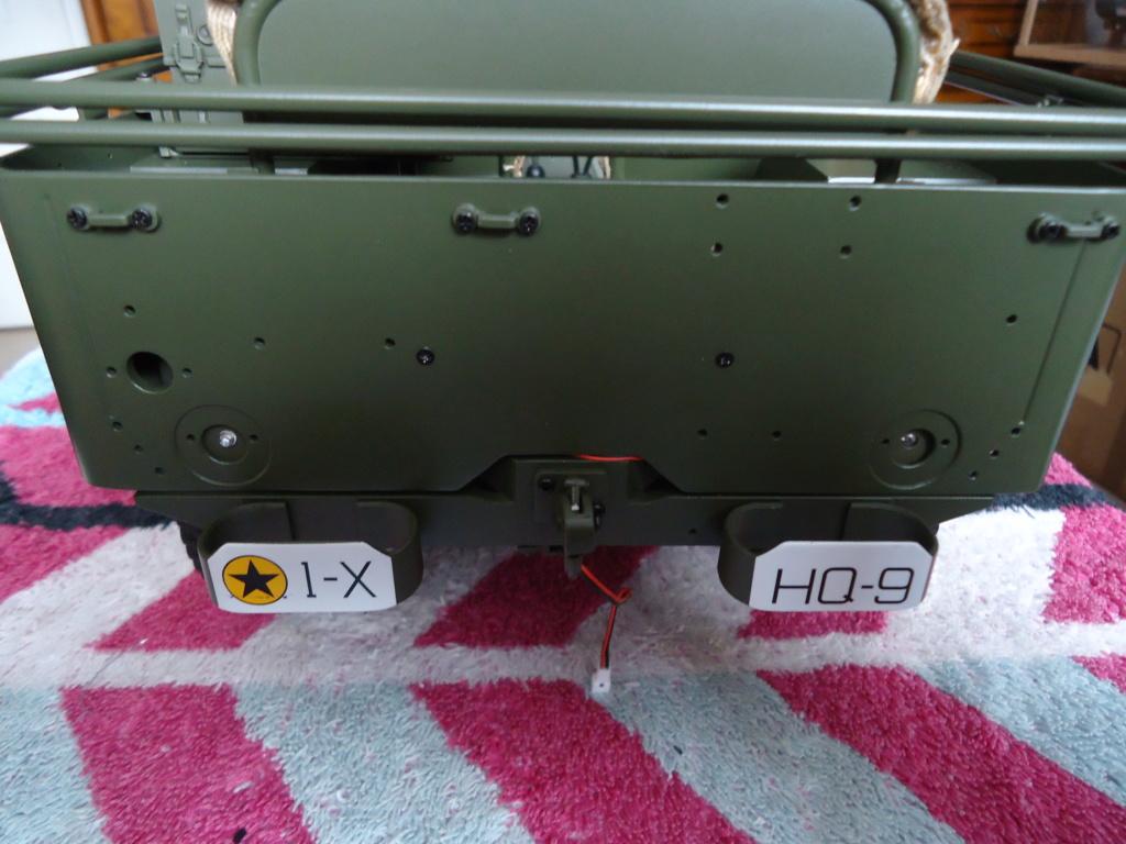 Jeep Willys MB au 1/8ème. Collection Hachette.Par Dan le Cévenol - Page 6 Dsc01429