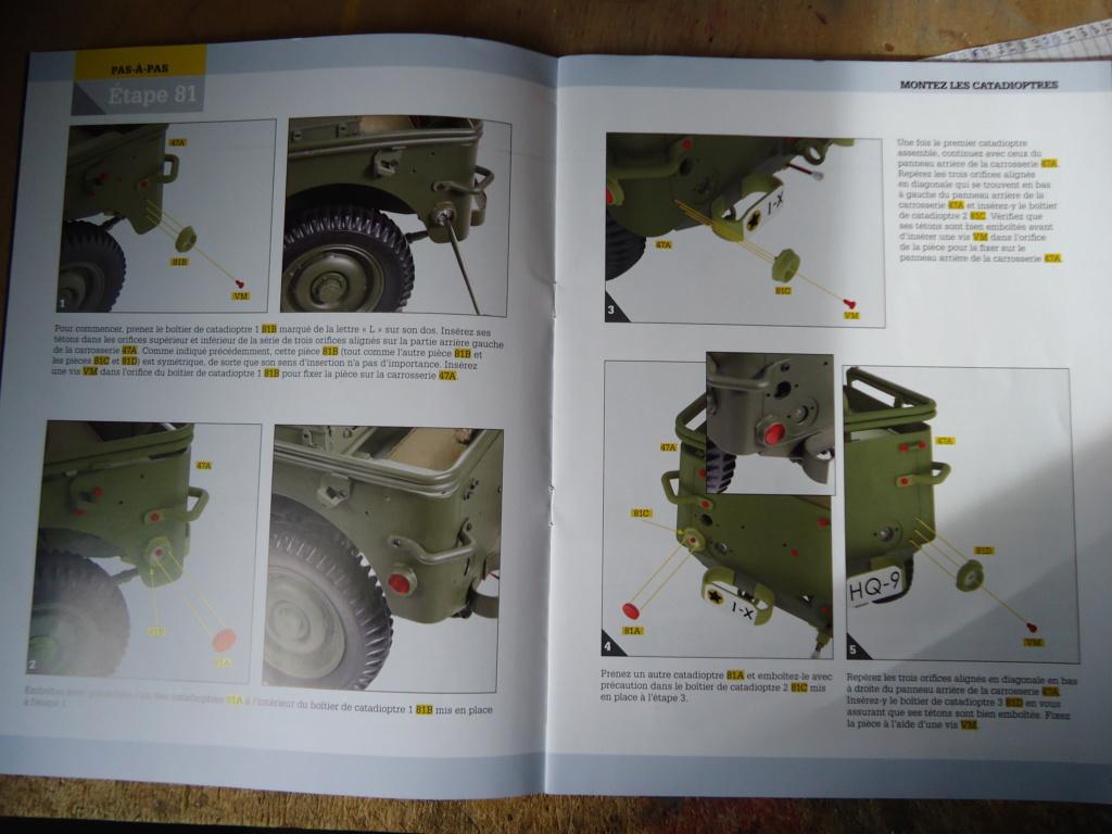 Jeep Willys MB au 1/8ème. Collection Hachette.Par Dan le Cévenol - Page 6 Dsc01436