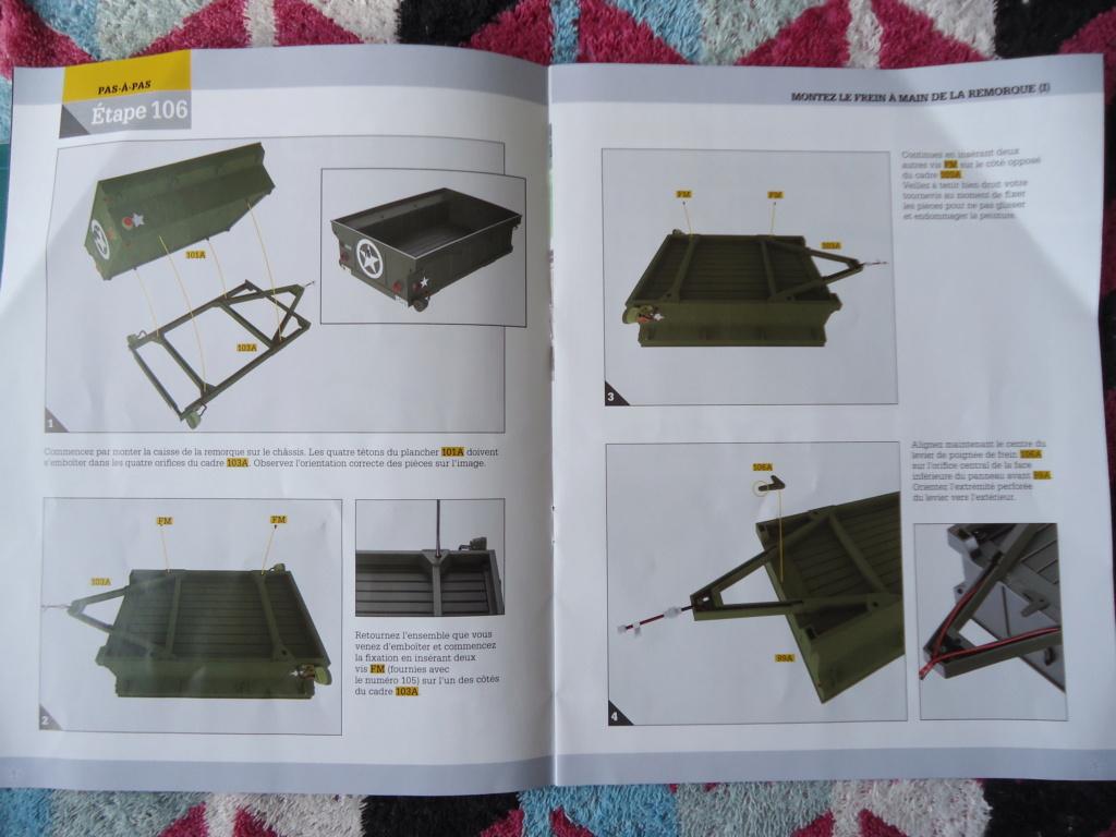 Jeep Willys MB au 1/8ème. Collection Hachette.Par Dan le Cévenol - Page 9 Dsc01550